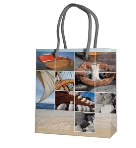 Decorative gift bag 020 Akta Croatia