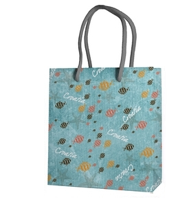 Decorative gift bag 035 Akta Croatia